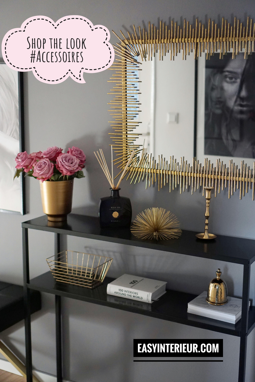 accessoires wenn der eingangsbereich nicht so viel braucht werbung shop the look pinterest. Black Bedroom Furniture Sets. Home Design Ideas