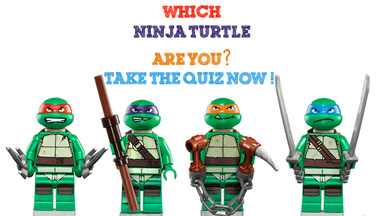 Tmnt Quiz Which Turtle Are You Lego Turtles Tmnt Characters Ninja Turtles