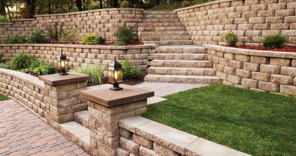 48 Retaining Wall Design Ideas For Creative Landscaping Inspiration Backyard Retaining Wall Designs Creative
