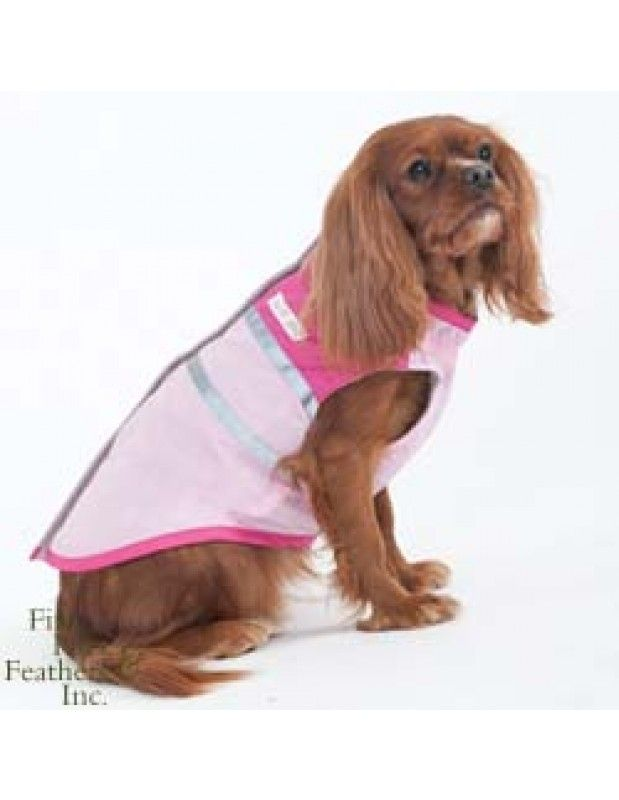 Ethical Pet Products Sweaters Out And About Coat Pink Extra Small
