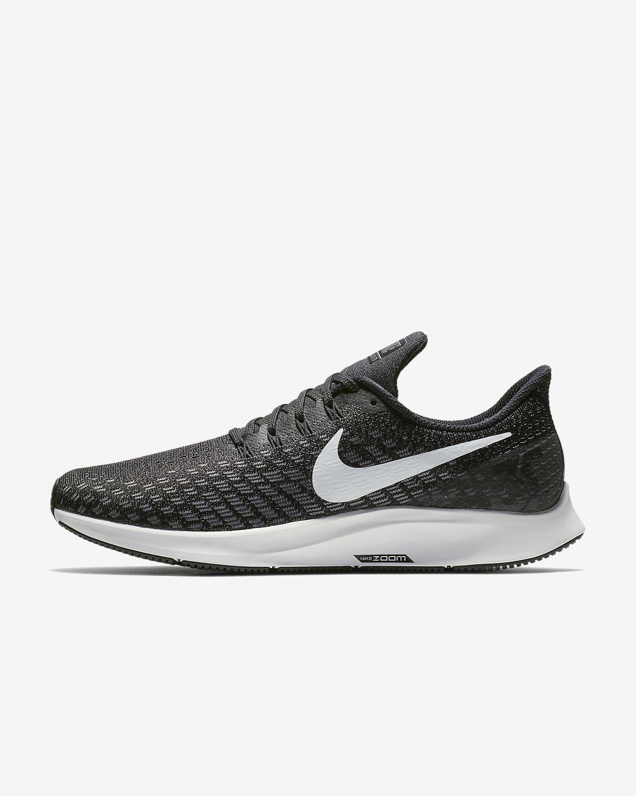 rebanada Cabecear Estadio  Nike Air Zoom Pegasus 35 (Extra Wide) Men's Running Shoe. Nike.com |  Running shoes for men, Nike air zoom pegasus, Black running shoes