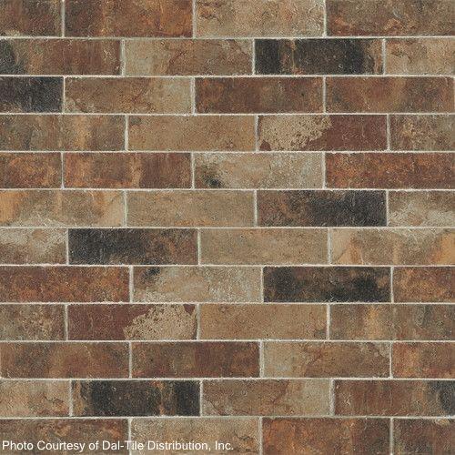 Quarry Tile Kitchen Floor: Marazzi Urban District BRX Downtown 2x8 Quarry Tile