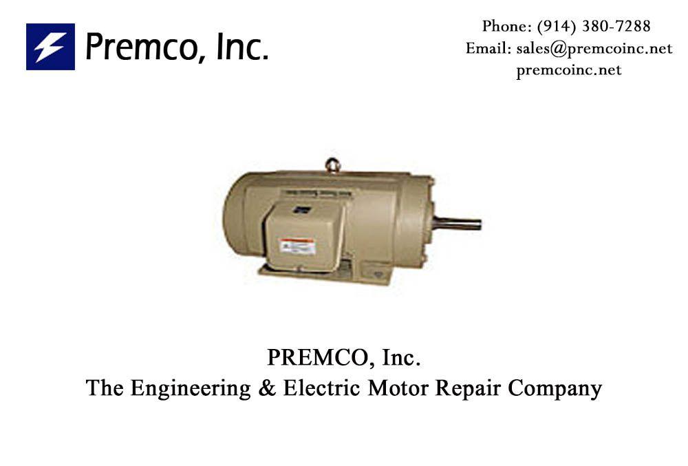 Premco Inc A Engineering Electric Motor Repair Company Electric Motor