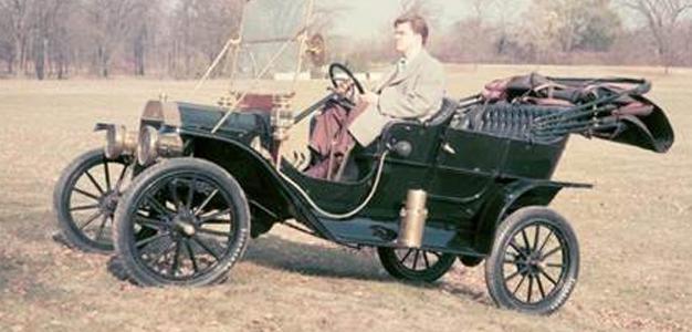 O automóvel mais influente do século XX