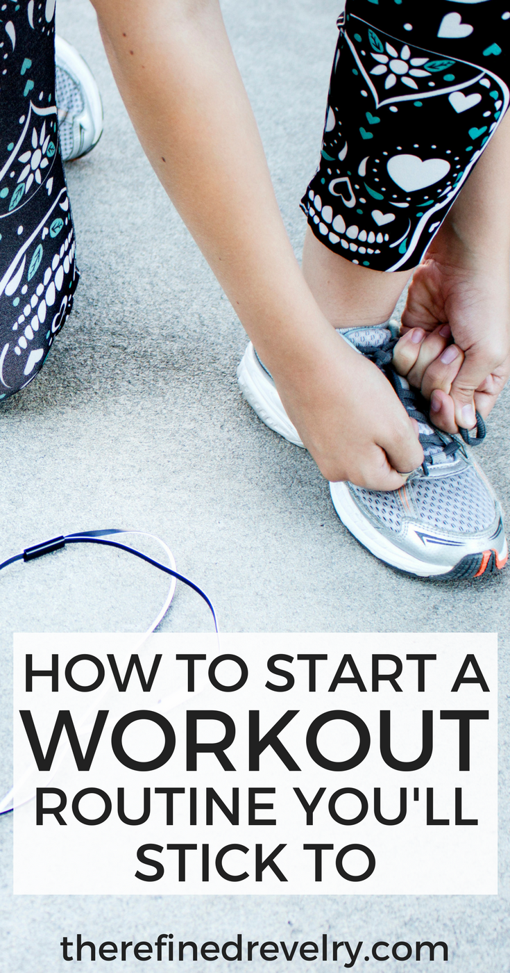 How to Start a Workout Routine You'll Stick To - When you're starting a new workout routine, it can...