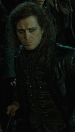Scabior Harry Potter World Lord Schauspieler