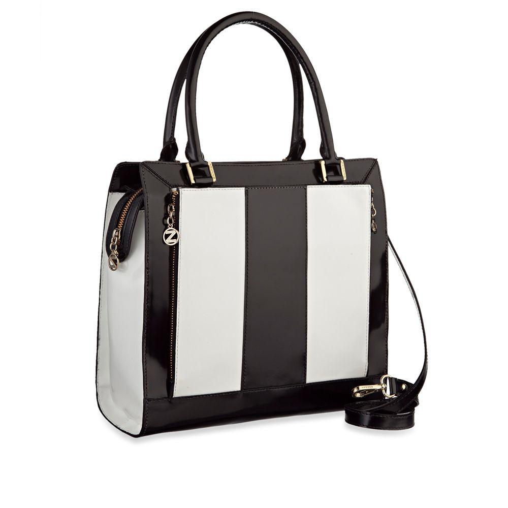 b34d7e2d5 bolsapretoebranco #bolsa #arezzo #blackandwhite   Moda em preto e branco