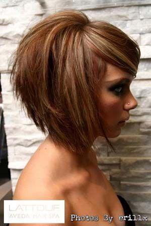 coiffure carre plongeant destructure | Coupe de cheveux, Cheveux mi long, Cheveux courts