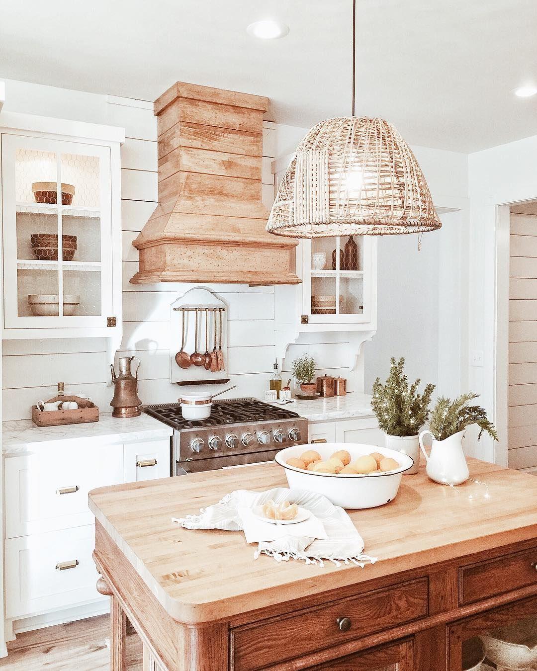 Our Coastal Farmhouse Kitchen Moodboard Farmhouse