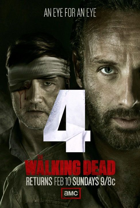 The Walking Dead Sezonul 4 Episodul 1 Online Subtitrat Cr3ative Zone The Walking Dead Poster Walking Dead Season The Walking Dead Movie