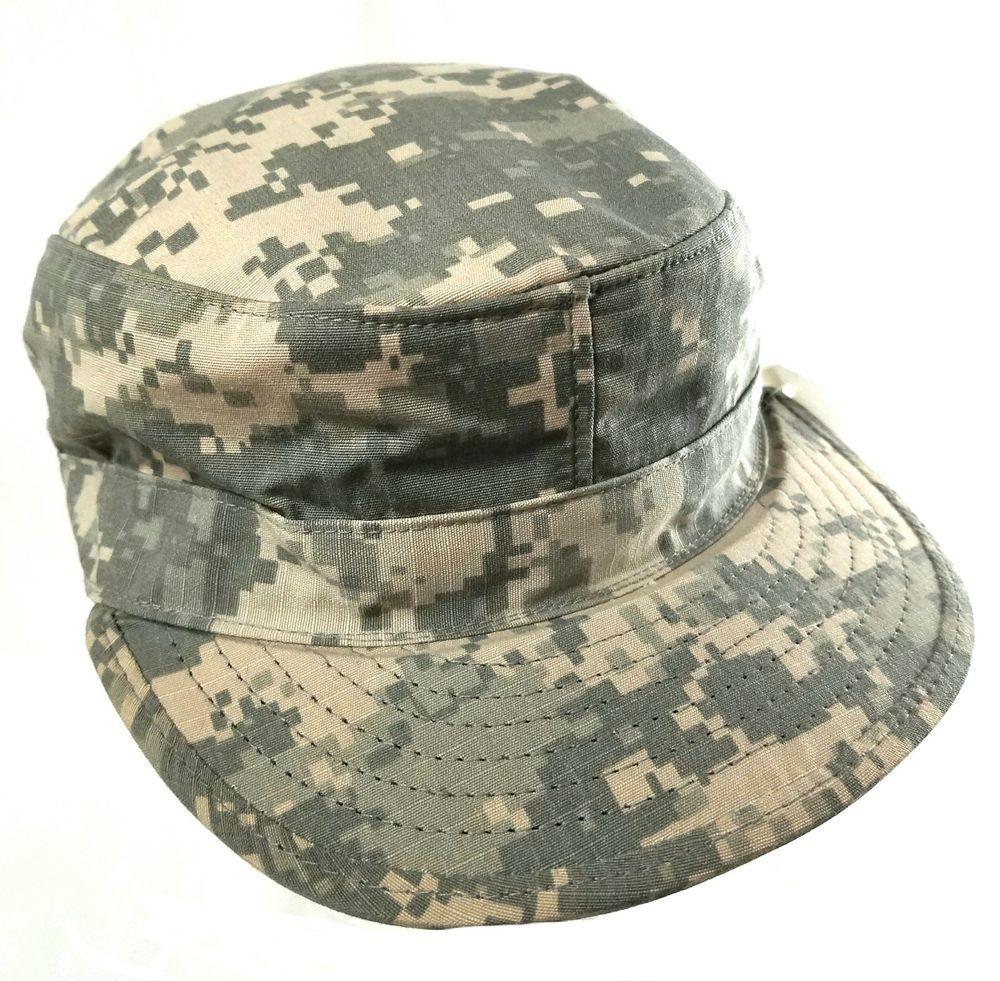 e8c936b240f  SEKRI S  NEW  US  USA  AMERICA  ARMY  USARMY  Digital  Camo  DigitalCamo   HAT  ACU  Patrol  ACUPatrol  CAP Size  7 1 4 w  Map Pocket  eBay