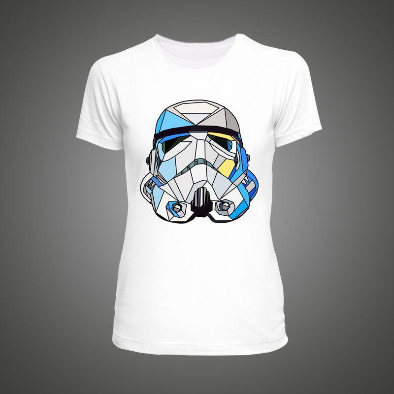 3d52df29 Cool Star Wars Glass Stormtrooper White T-Shirt //Price: $16.49 & FREE  Shipping // #starwarsfan #Starwarstoys #starwarstattoo #starwarsfanart