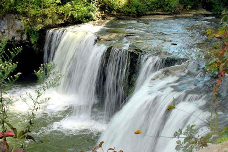 Southwest Ohio Waterfall Road Trip Ohio Waterfalls Waterfall Beautiful Waterfalls