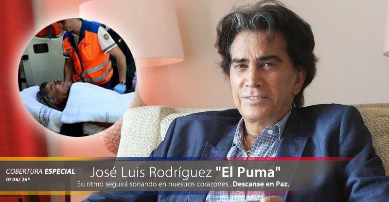 Enriquecimiento papel Alaska  Fallece el cantante venezolano José Luis Rodríguez