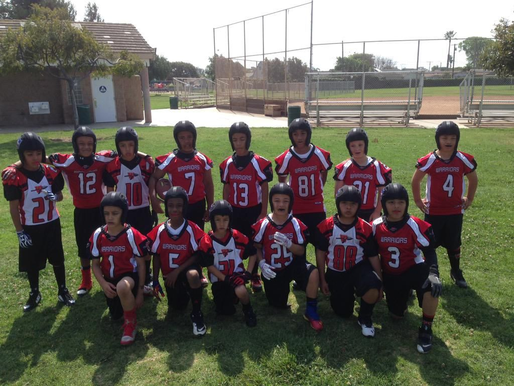 Oxnard Warriors are protected with RockSolid!