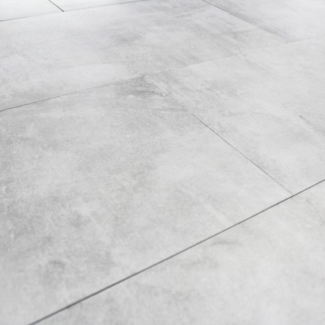 Carrelage Sol Et Mur Aspect Beton Nice Bianco 30x60 Cm En 2020