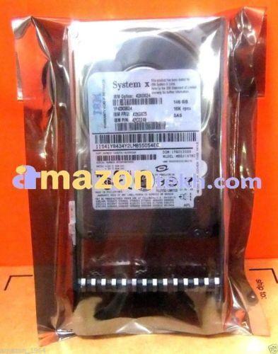 42C0248 - IBM 146GB 10K RPM hot-swap 2.5 inch SFF SAS hard drive - NEW