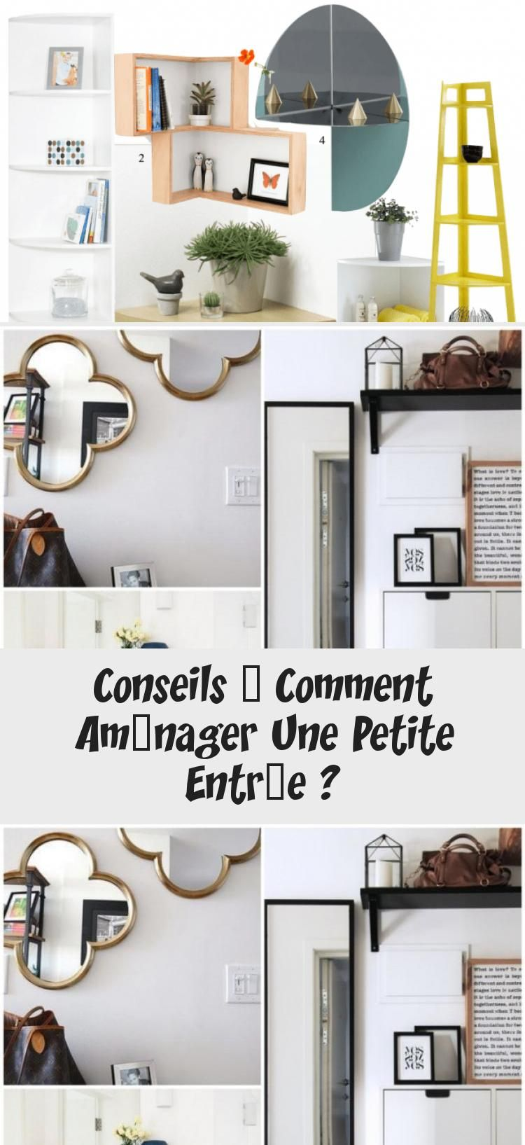 Conseils Comment Amenager Une Petite Entree Gallery Wall