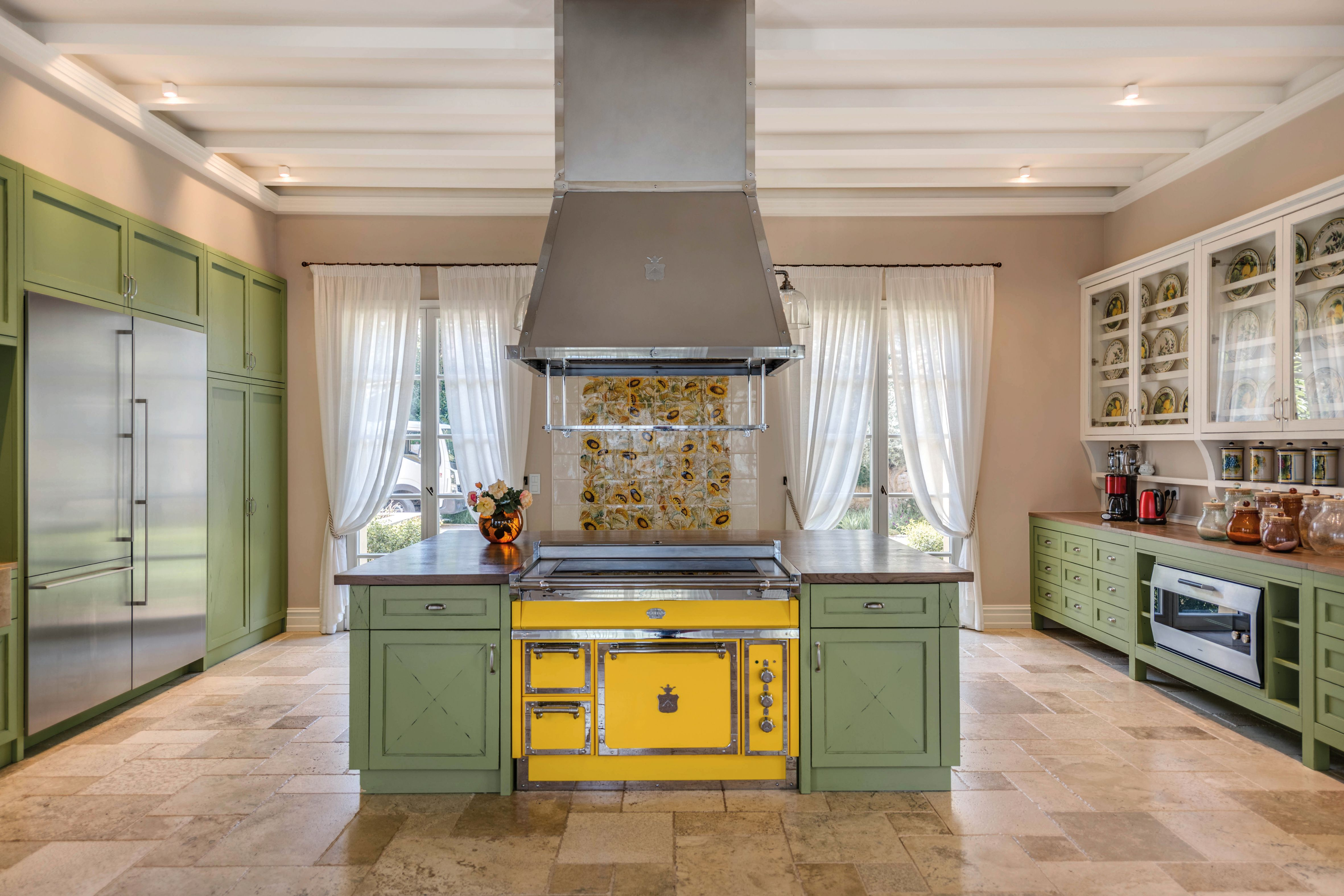 Cooking Suites And Components Officine Gullo In 2020 Kitchen Cabinet Design Cabinet Design Custom Kitchen Cabinets