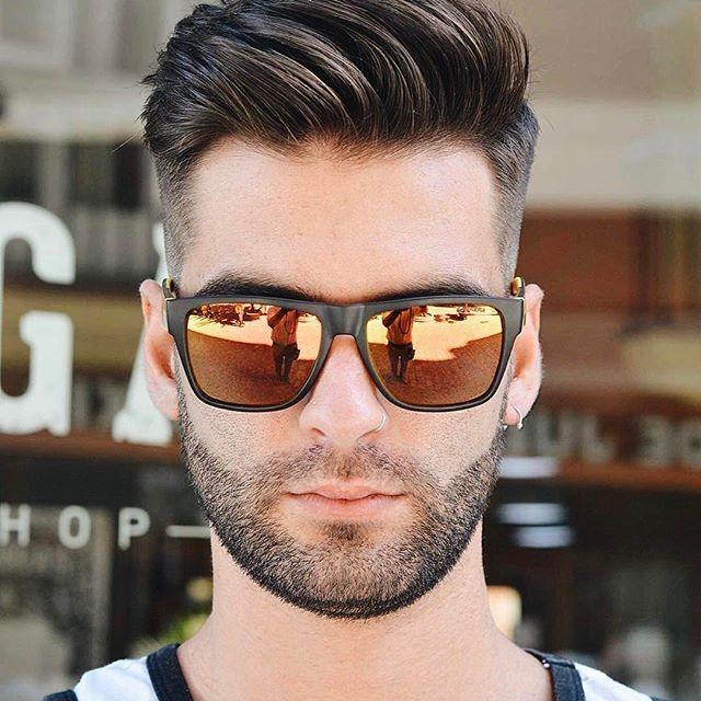 MoonFiber ZING EL ZEIN Pinterest Haircuts Mens Haircuts - Gaya rambut old school pendek