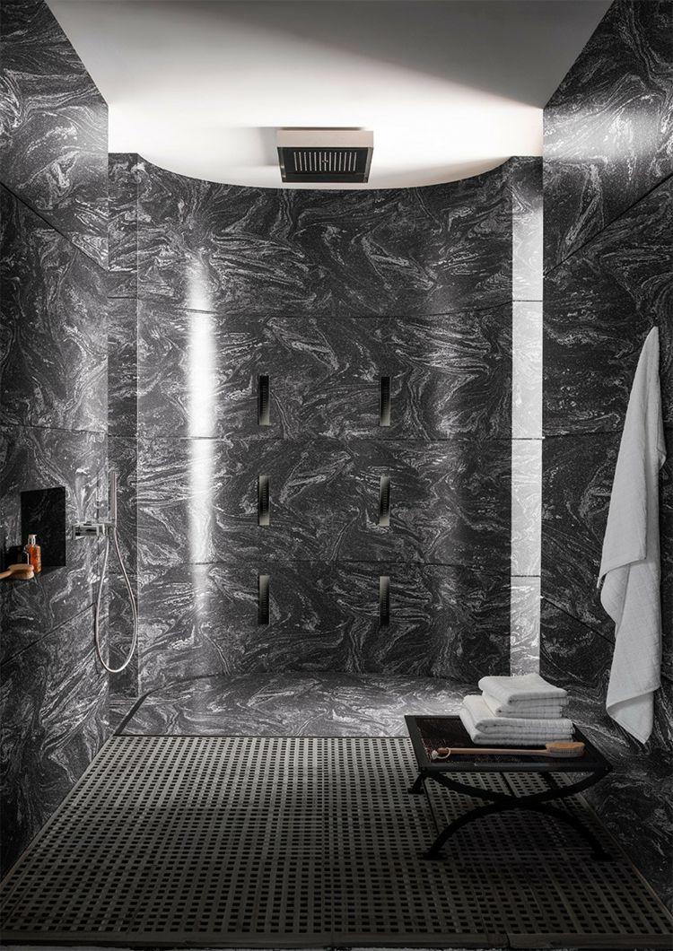 cosmos prima badezimmer schwarz weiß #design #furniture | badezimmer ...