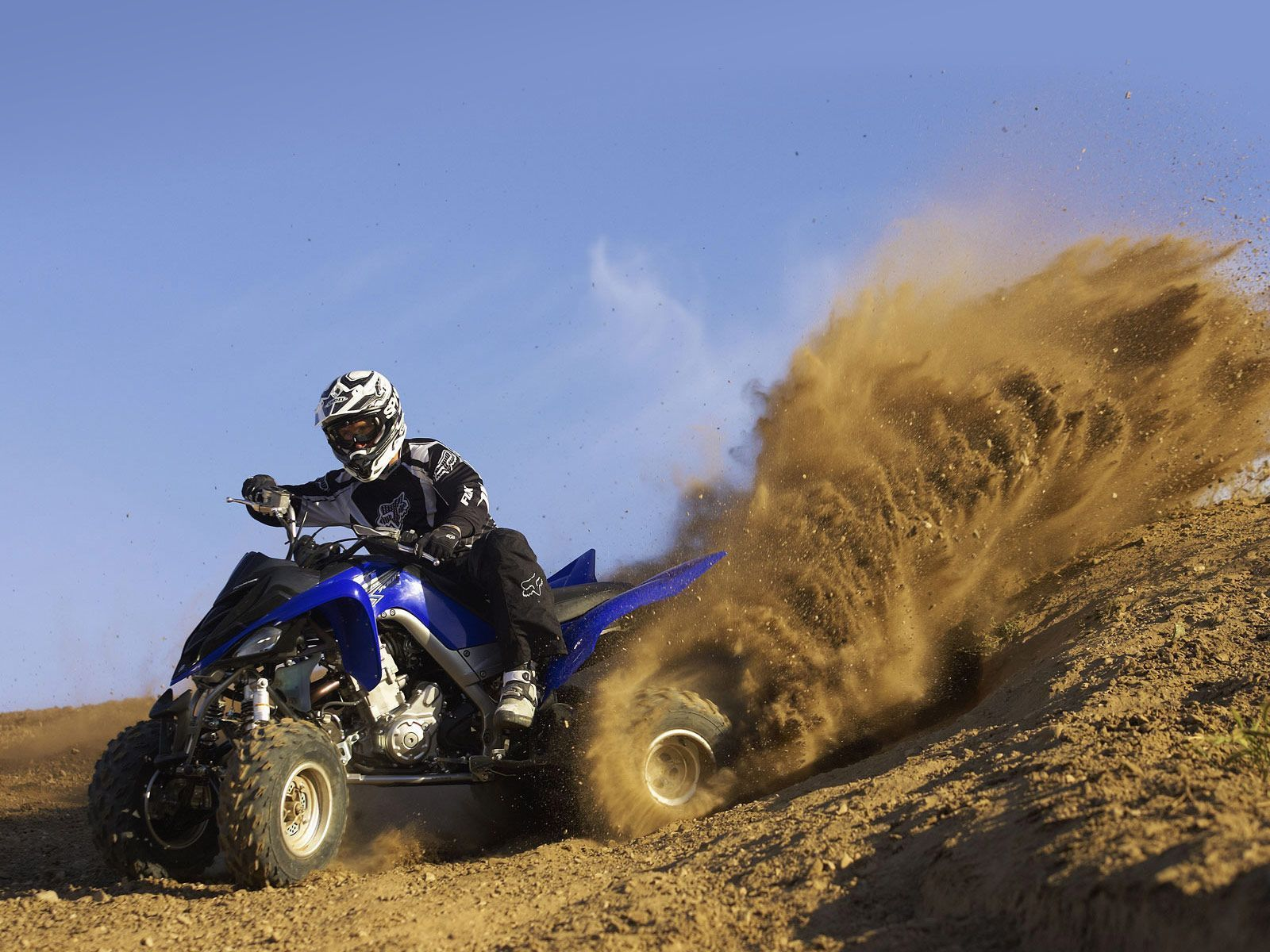 Raptor Wallpapers Wallpaper With Images Adventure Bike Atv