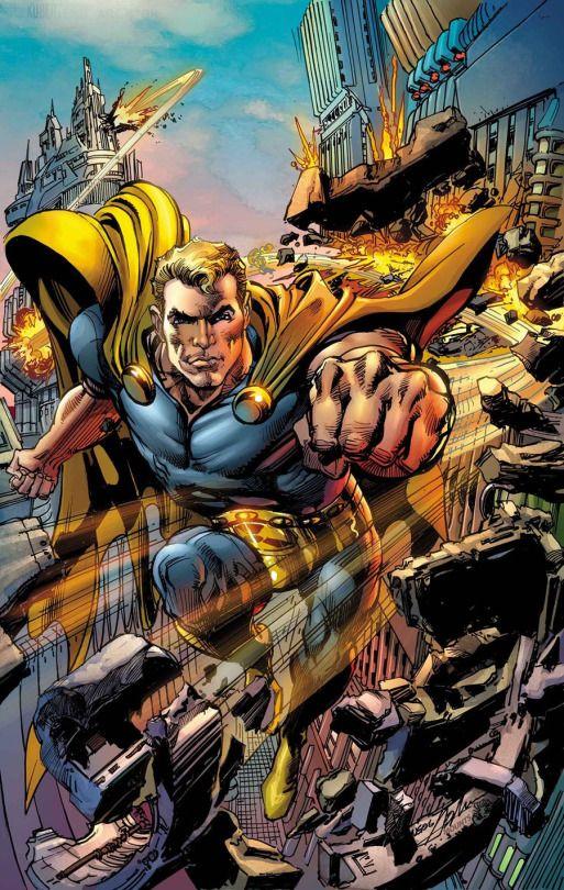 Hyperion By Neal Adams Tumblr Nlxdbi8wxu1qhpx4lo1 540 Jpg 513 810 Marvel Comics Art Marvel Marvel Comic Character