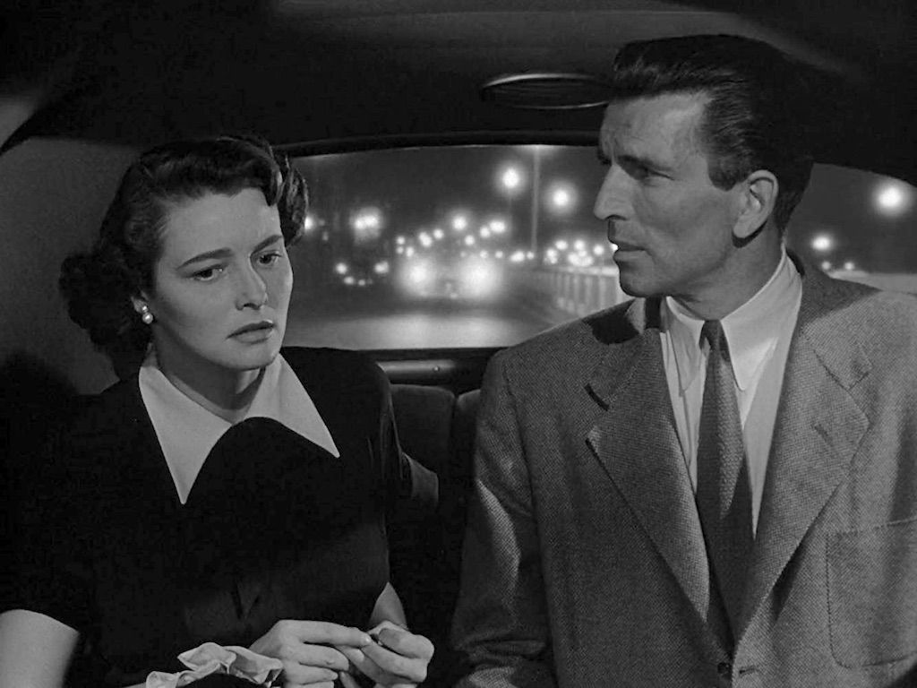 Patricia Neal And Michael Rennie The Day The Earth Stood Still 1951 Classic Hollywood Classic Films Hollywood Actresses