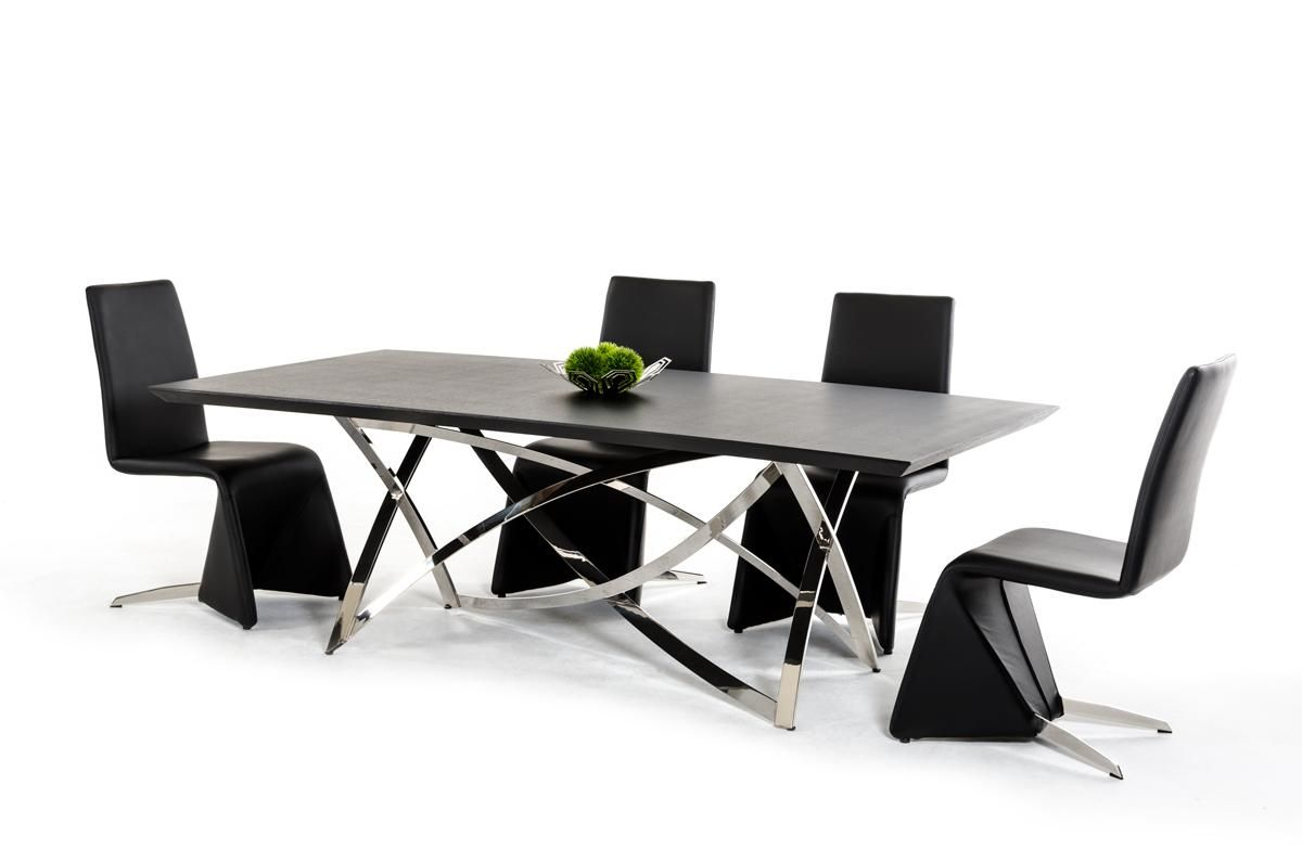 Enhance Your Dining Experience With The Vanguard Dining Table Prepossessing Ultra Modern Dining Room 2018