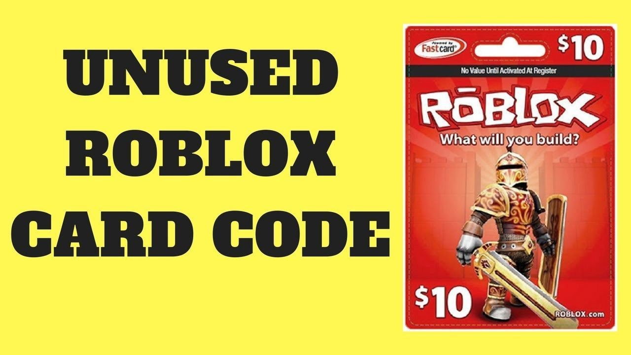 Games World Roblox Game Card Codes Roblox Roblox Gifts Free Gift Card Generator