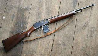 Old School Guns: The Forgotten Winchester Model 1907