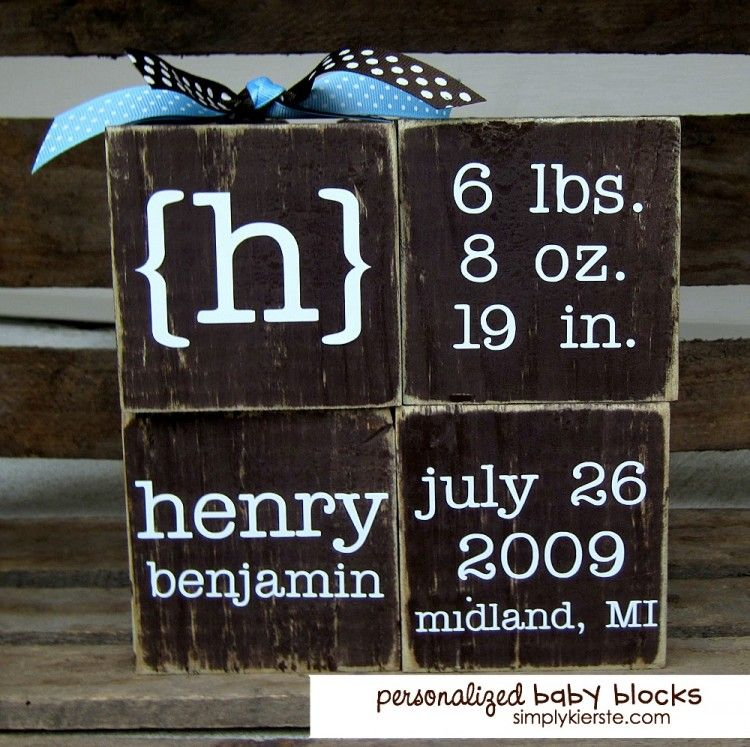 Personalized baby blocks baby blocks personalised baby and babies personalized baby blocks personalized gifts for mompersonalised negle Gallery