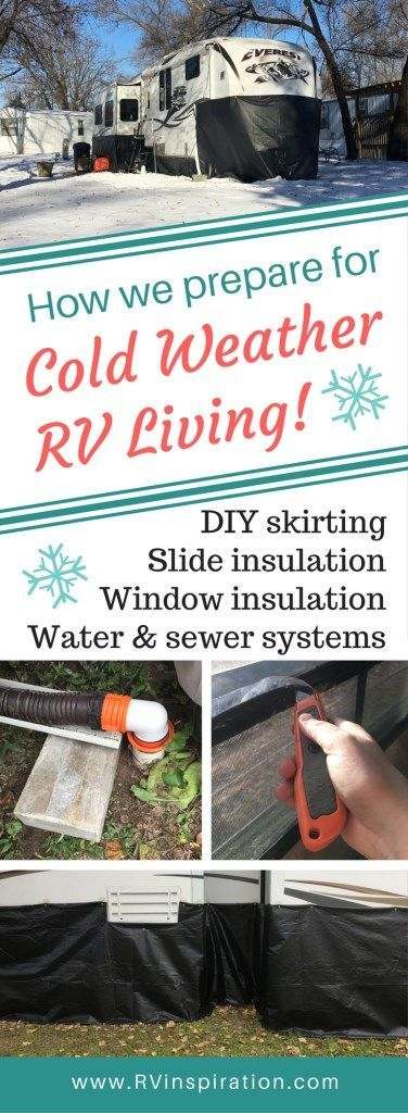 Photo of How We Prepare Our RV For Cold Weather Living | RV Inspiration