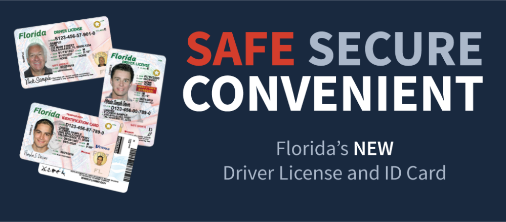 Florida's NEW Driver License and ID Card Florida