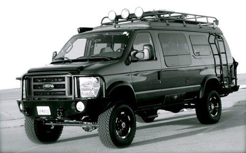 4x4 Van
