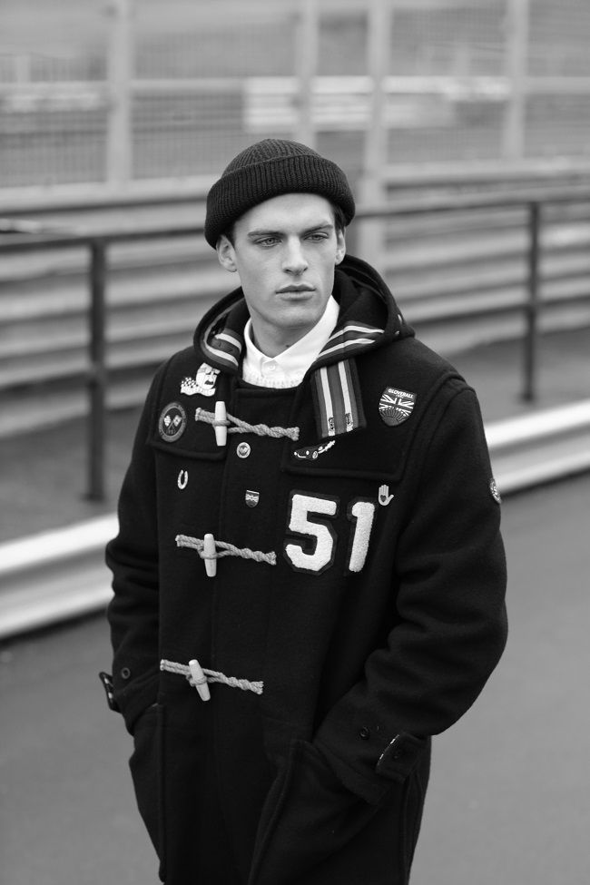 Gloverall 51 AW15 Collection