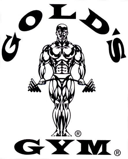 Gold S Gym Gym Logo Golds Gym Bodybuilding Logo