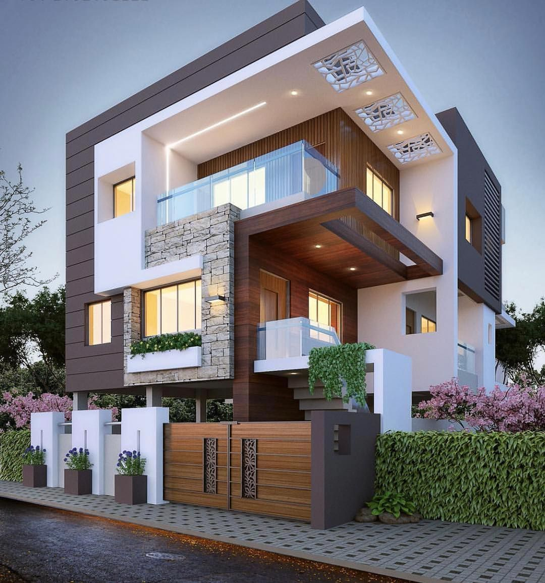 "New Home Designs Latest Beautiful Modern Homes Designs: Architecture & Design On Instagram: ""Beautiful Residence"