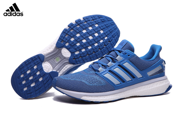 Men S Adidas Adidas Energy Boost 3 Running Shoes Blue Af4918 Adidas Ultra Boost Shoes Sale Online