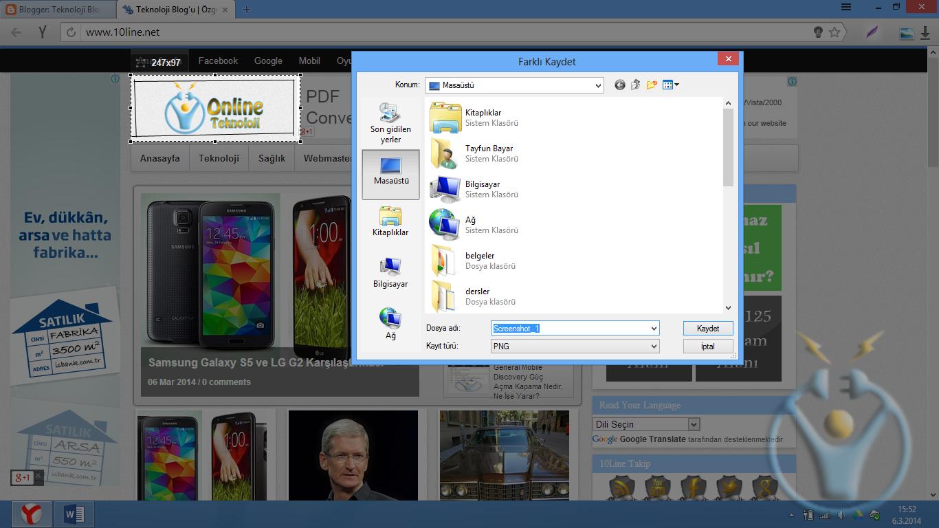 Yandex Browser daha yeni tarayıcı pazarına katıldı  Google