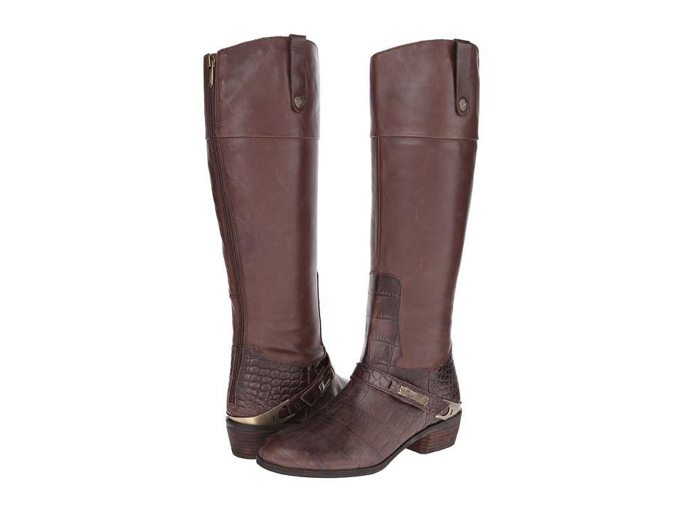 Womens Boots Sam Edelman Juliana  Dark Brown