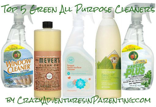 Top 5 Green Cleaning Products for Everyday Use