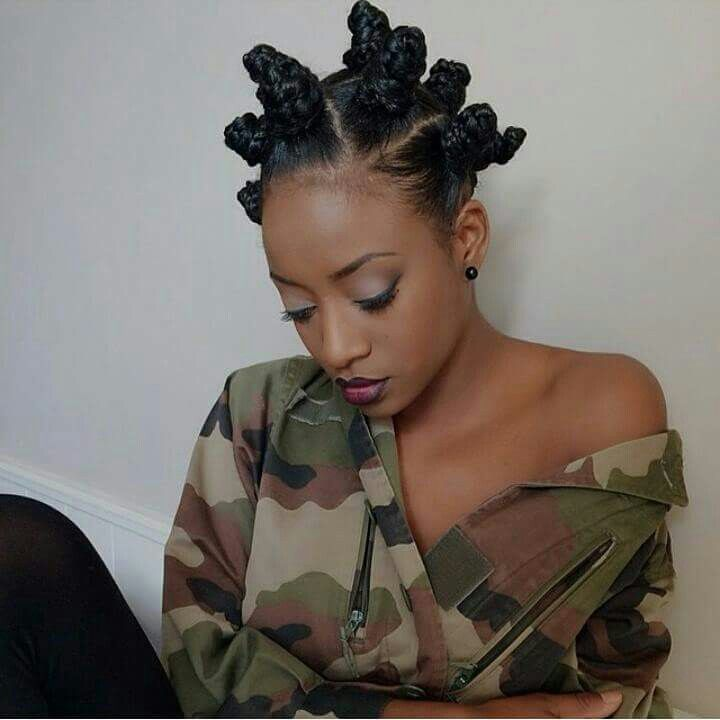 Nubian Knots Hair Styles Amp Tips Natural Hair Styles