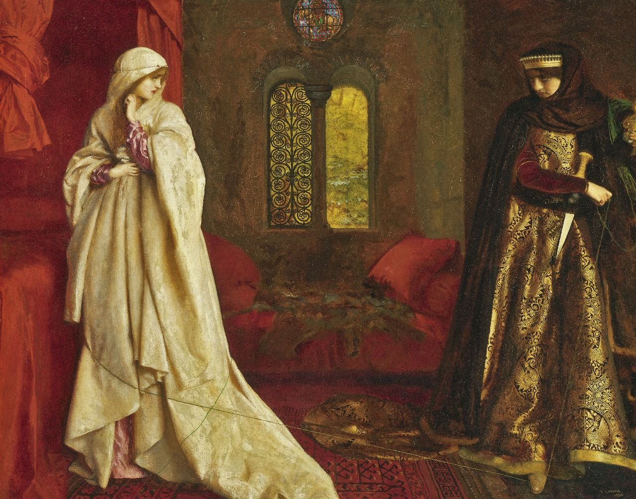Fair Rosamund and Queen Eleanor