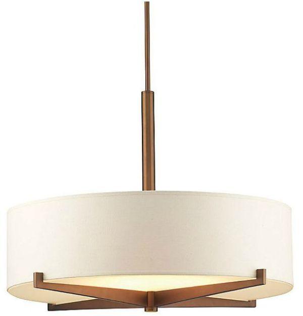 Fisher Island Drum Pendant Hanging Light Lamp House Lighting Fixtures Pendant Lamp Shade Drum ceiling light fixture