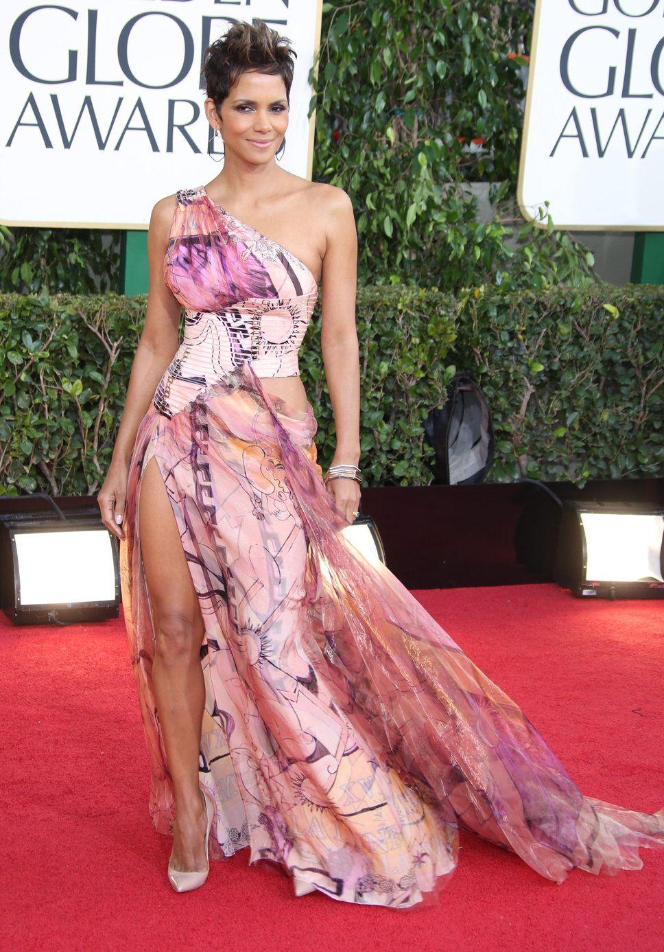 Golden globe presenters dresses for wedding