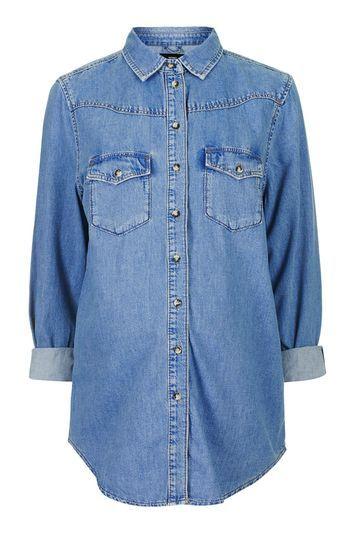 0e739dbc388da MATERNITY Western Shirt | Outfits | Topshop maternity, Western ...