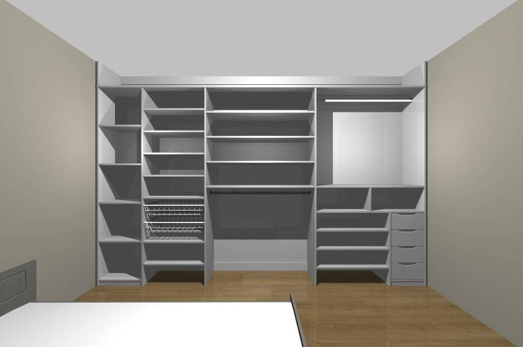 Fitted Sliding Wardrobe Kids Grey Bedroom 0 Sliding Wardrobe