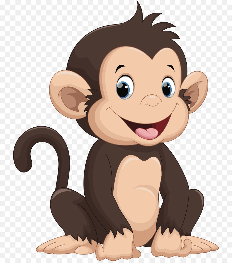 Download For Free 10 Png Monkey Clipart Cartoon Top Images Cartoon Monkey Cartoon Drawing For Kids Baby Elephant Cartoon