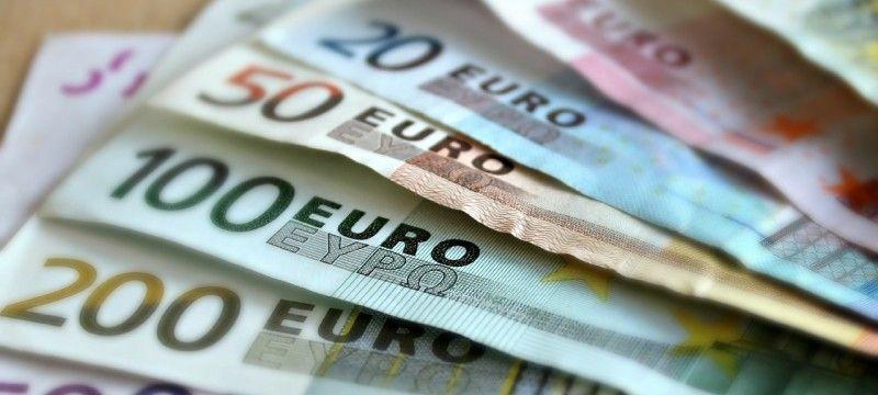 C'est un euro; la monnaie française